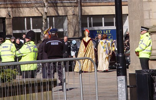 Royal Visit to Derby Cathedral