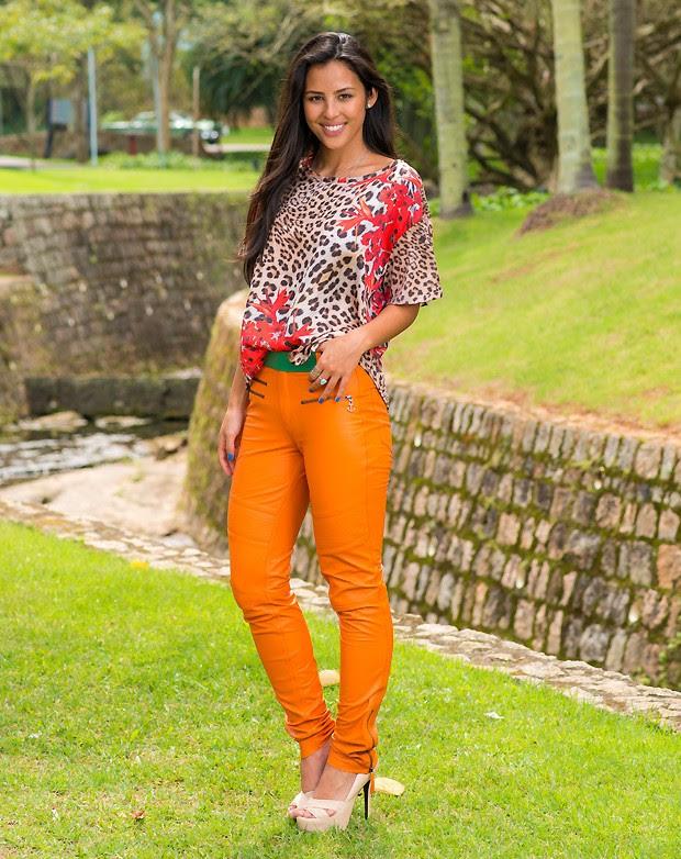 Yanna Lavigne (Foto: Fábio Cordeiro/Revista QUEM)