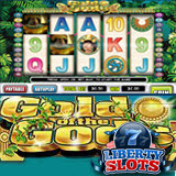New Gold of the Gods Slot Game Pays Out Over 500,000