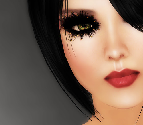 oceane lashes and skin
