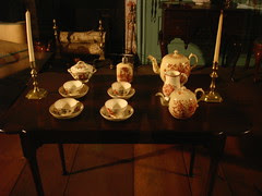 tea set, Museum of the City of New York
