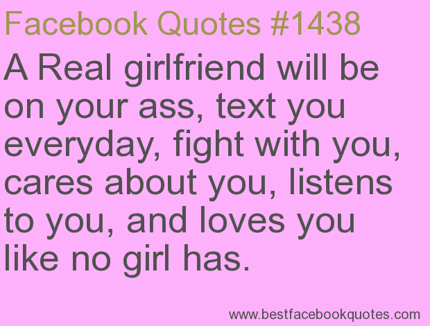 Quotes About Real Girlfriends 40 Quotes
