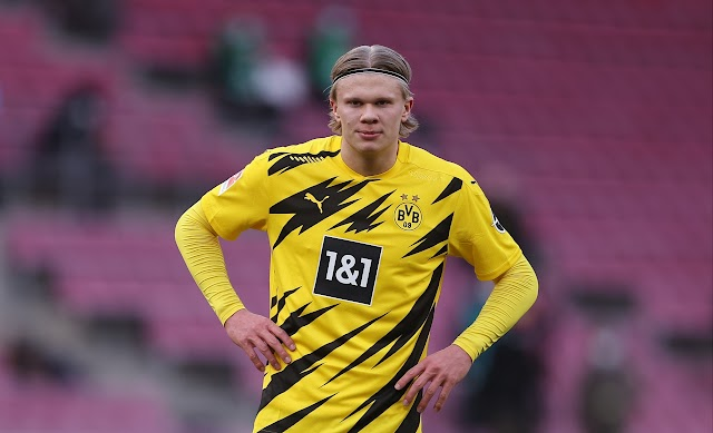 Premier League giants Man Utd, City and Chelsea dealt bitter transfer blow as Erling Haaland only wants move to Barcelona or Real Madrid