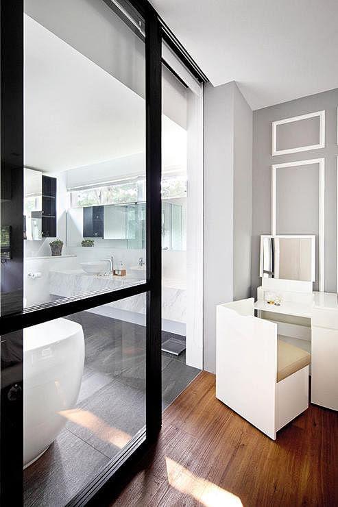 bathroom door design singapore  | 600 x 800