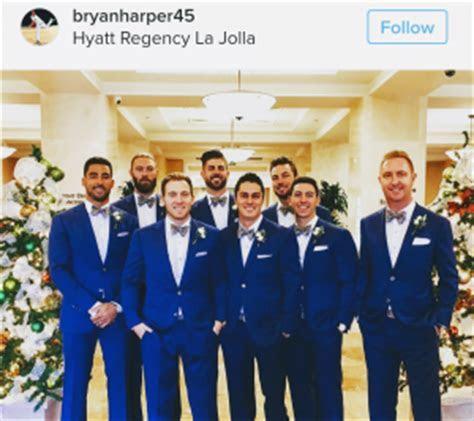Sorry ladies, Bryce Harper is now married!   TalkNats.com