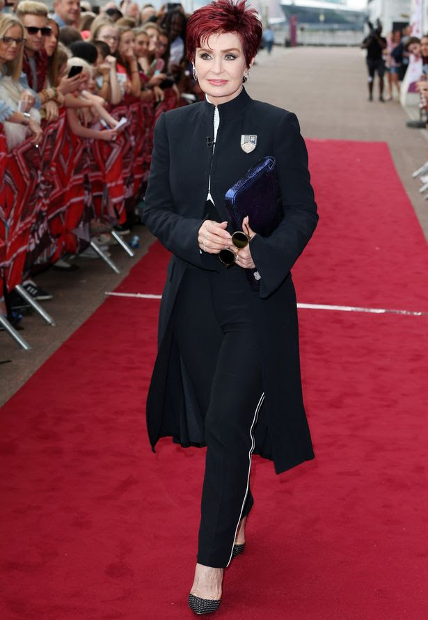 Sharon Osbourne attends the X Factor Auditions