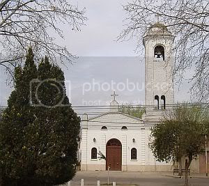 Granadero Baigorria church