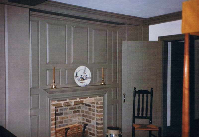 Get Inspired For Colonial Fireplace Mantel Designs pictures