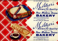 Militzer's Bread Wrapper