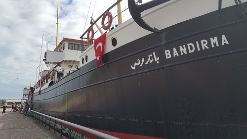 Bandırma Vapuru Gezisi Gezi Yazısı Planı Rehberi örneği Turları