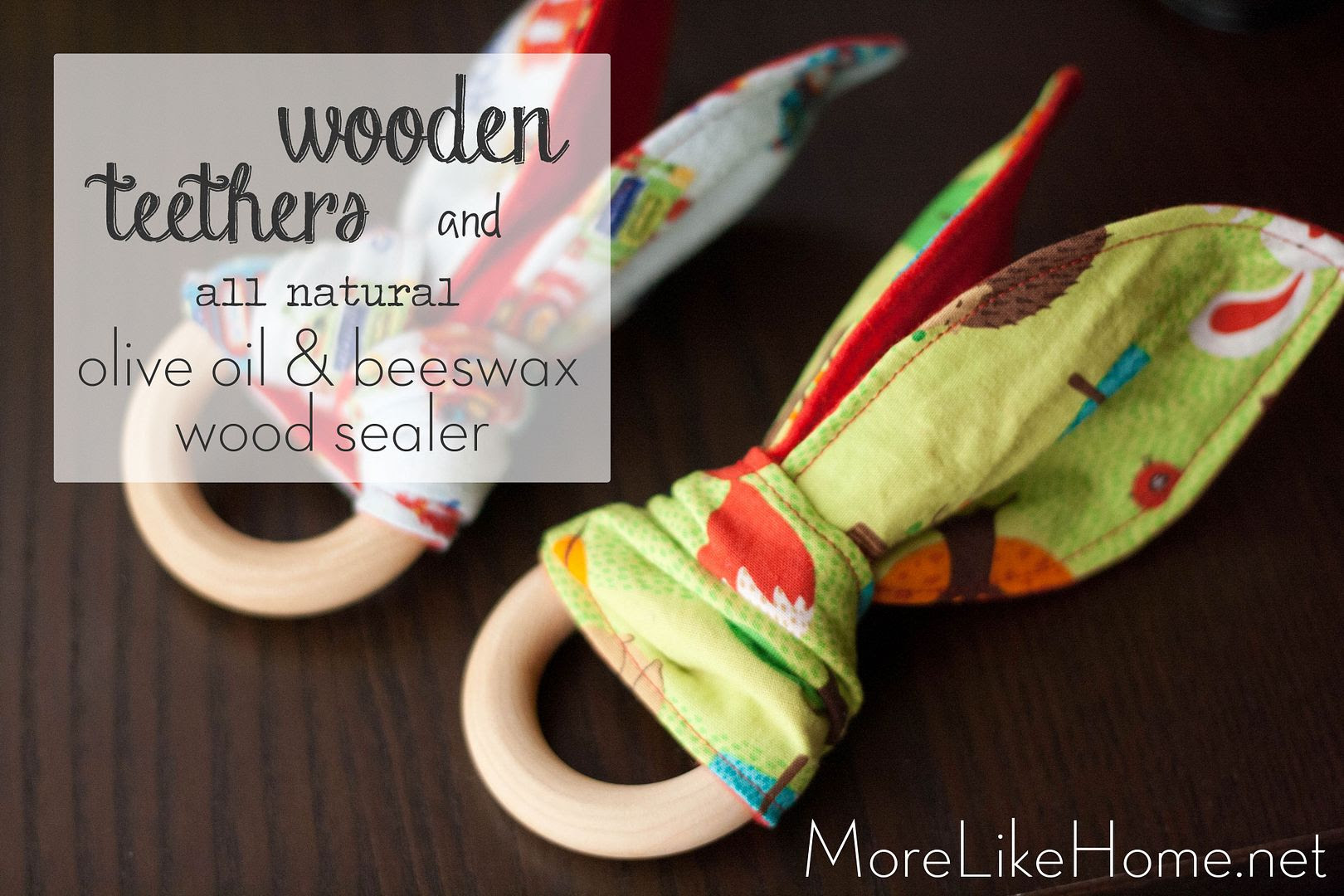 http://www.morelikehome.net/2014/06/taggie-teething-toys-natural-olive-oil.html
