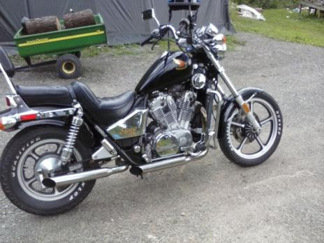1987 Honda Shadow 700 Motorcycles for sale