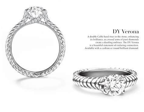 David Yurman Engagement Rings   Diamond Engagement Rings