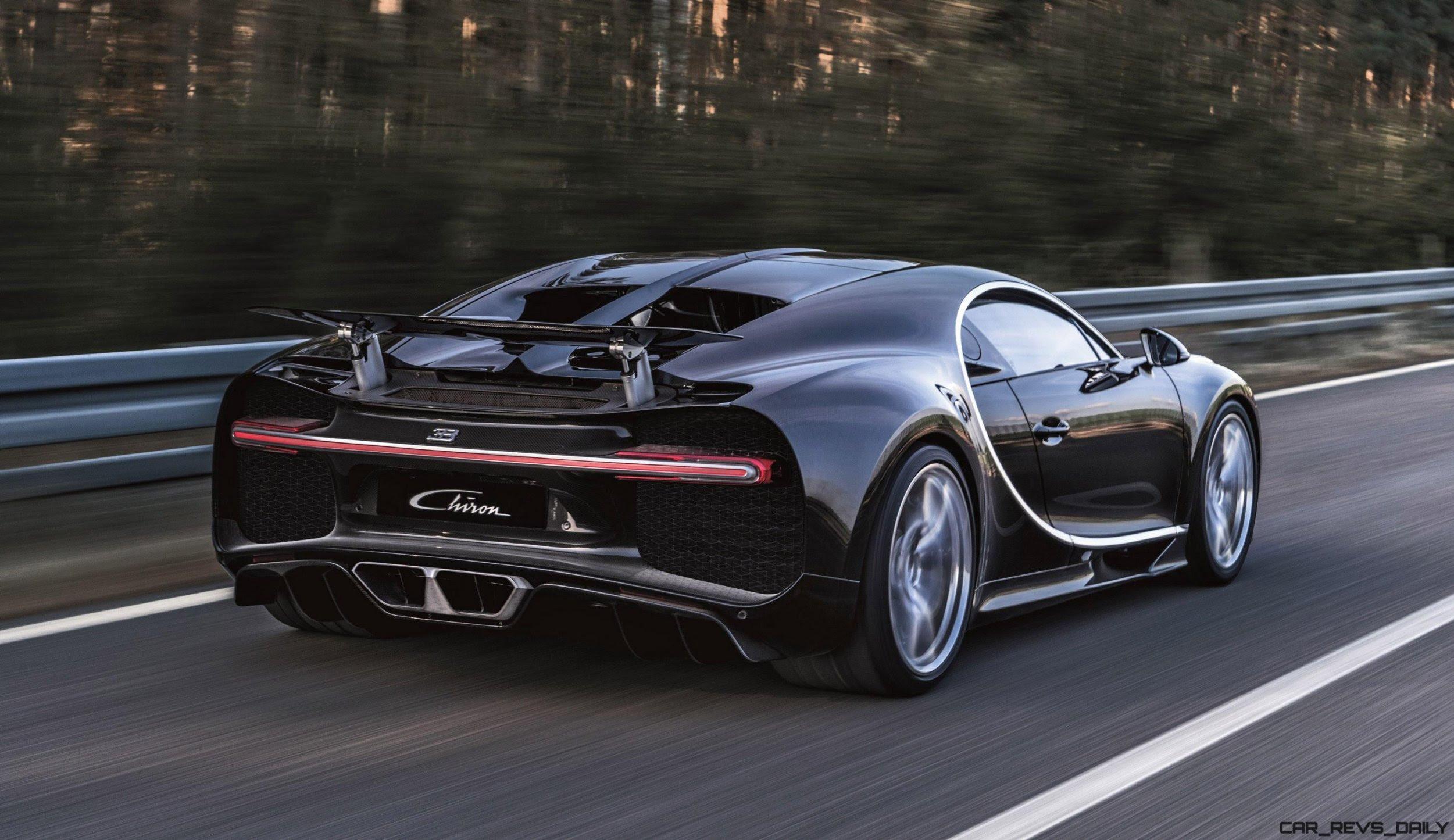 Bugatti Chiron moreo