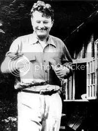 Malcolm Lowry (1909-1957)