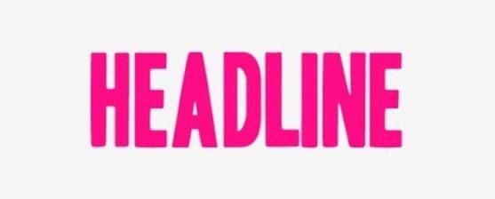 Font Unik - Headline