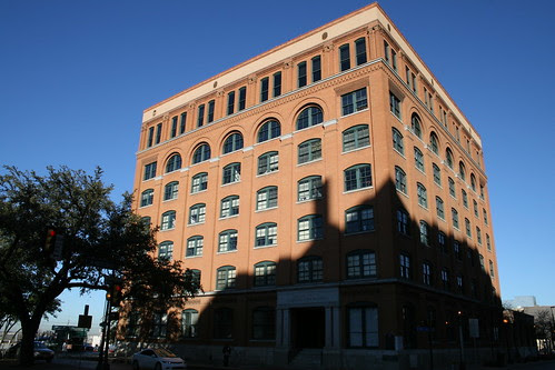 texas school book depository building