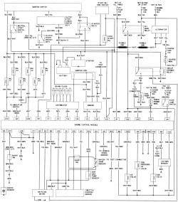 Toyota 4runner Wiring Diagram - General Wiring Diagram