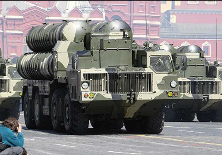 First S-300 Missile System Arrives In Iran TODAY