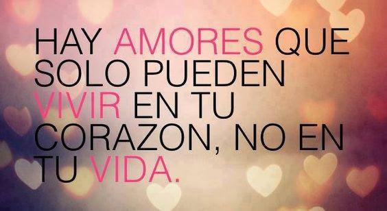Frases Para Un Amor Imposible Frases De Amor Para Dedicar