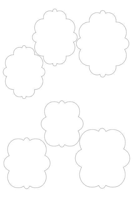 frame24.png 429×640 pixels | Card making templates