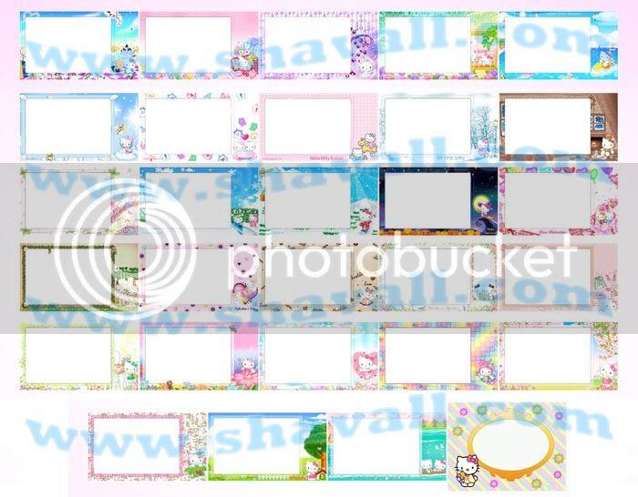 marcos decorativos fotos