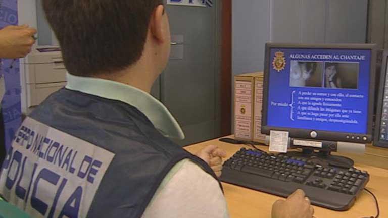 Operacin de la Guardia Civil contra la pornografa infantil