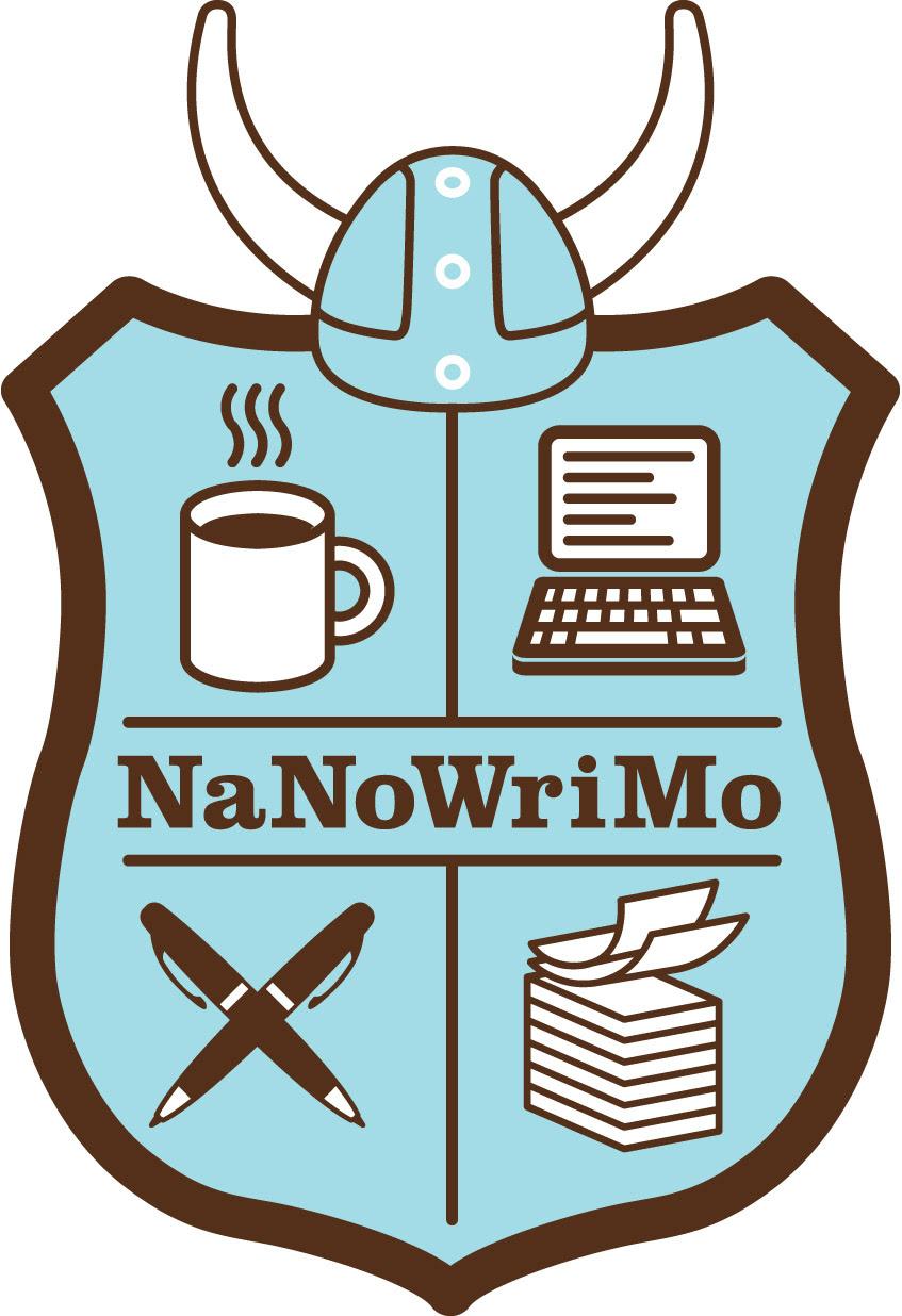 Logo del NaNoWriMo