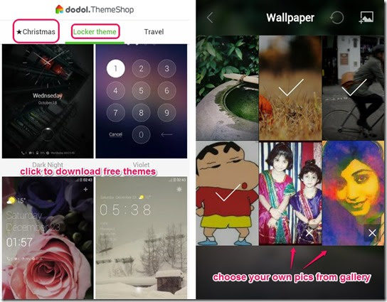 Aplikasi kunci telepon android keren