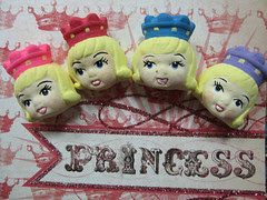 Princess Doll Part Pack!
