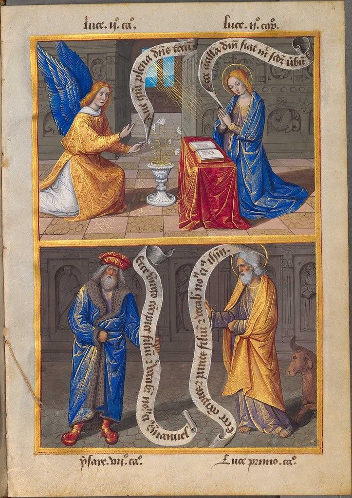 sibyllae et prophetae de Christo Salvatore vaticinantes g