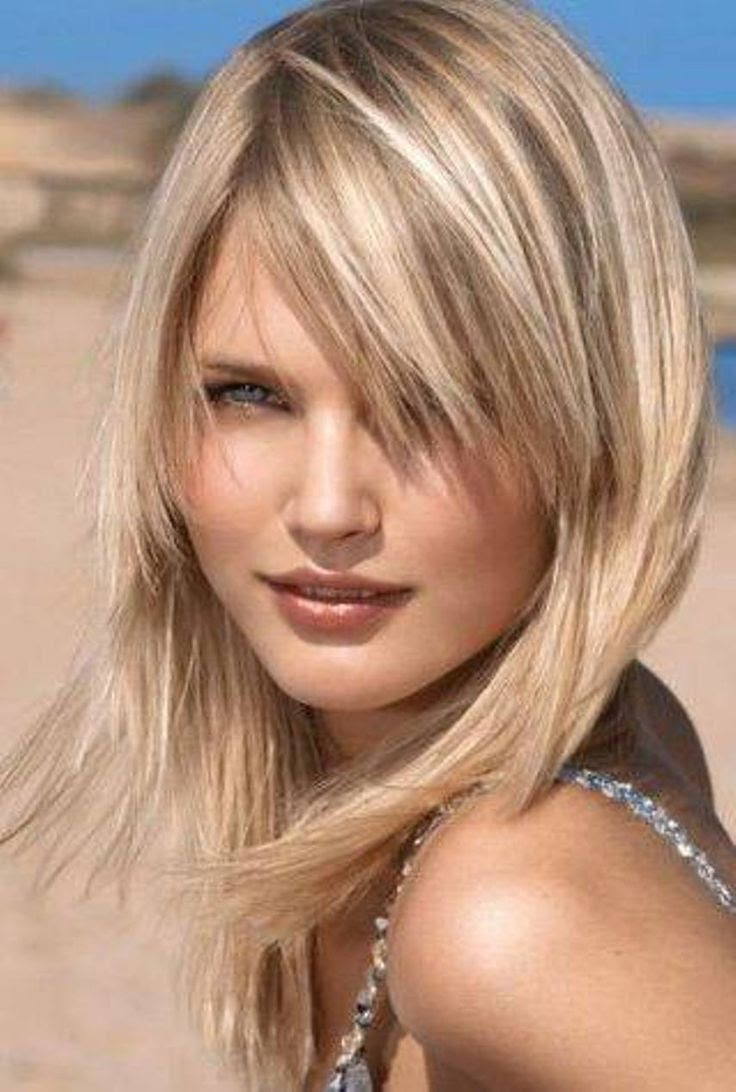 18 Easy And Flattering Shaggy Mid Length Hairstyles For Women