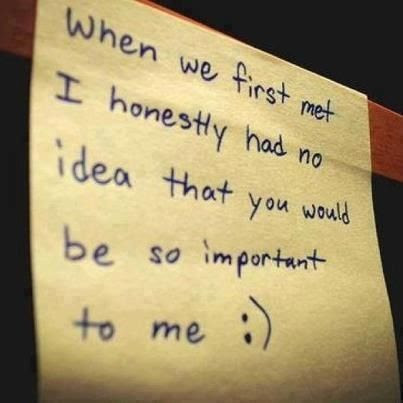 Youre So Important To Me Pictures Photos And Images For Facebook