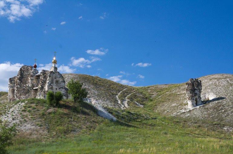 Пещерные монастыри в Воронежской области