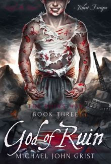 New cover for God of Ruin