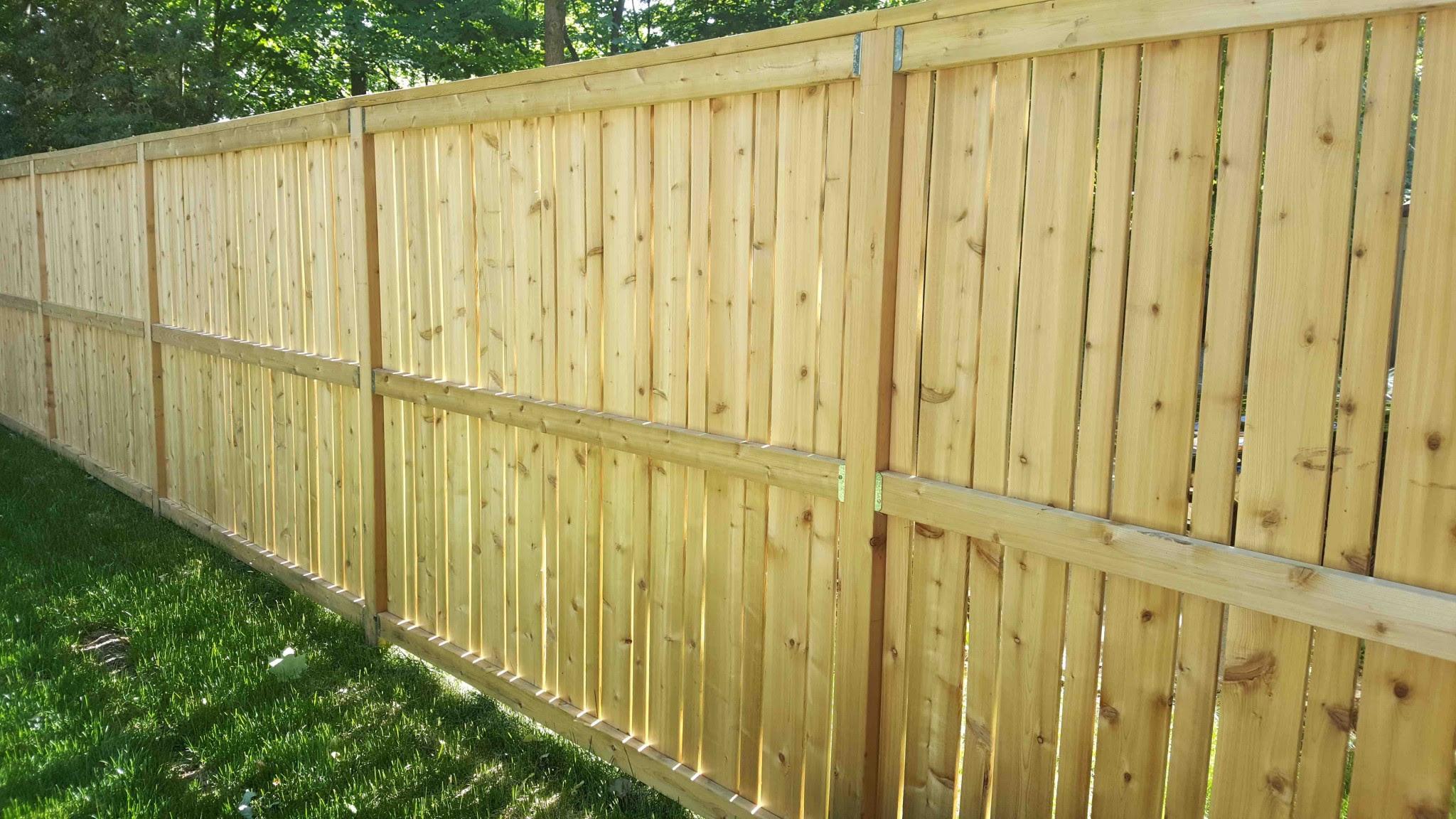 Wood Fence Fence Masters