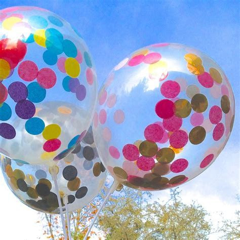 1000  ideas about Glitter Balloons on Pinterest   Balloons