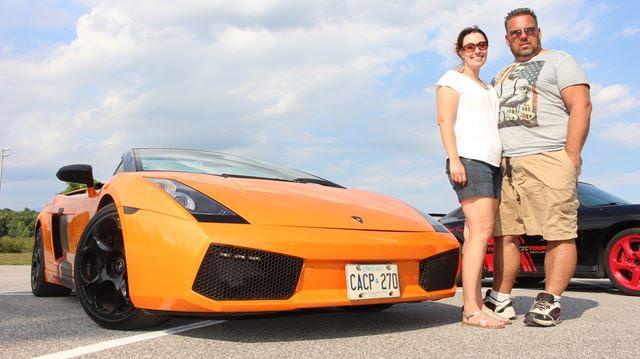 Wasaga Beach couple launches exotic car touring company