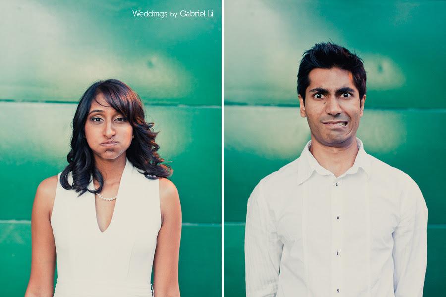 Priya + Pranav // Engagement