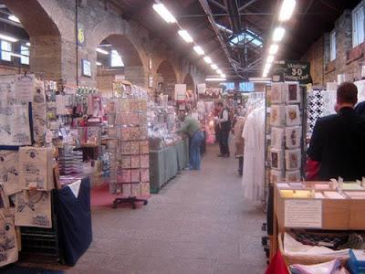 Pannier Market, Tavistock, Devon