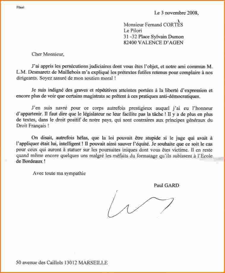 Exemple Lettre De Motivation Officier Gendarmerie