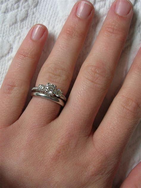 Pic of 3mm ring?   Weddingbee