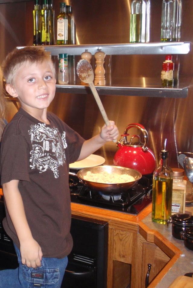 Jake the Future Chef