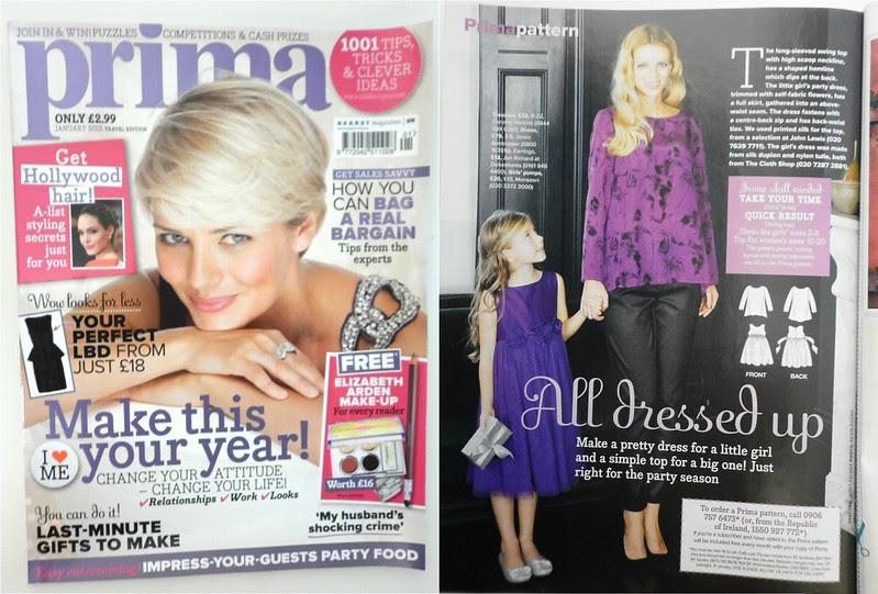 Prima Magazine - Pattern, January 2013 (01)