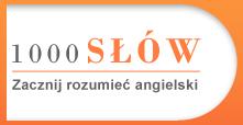Angielski - 1000 słów