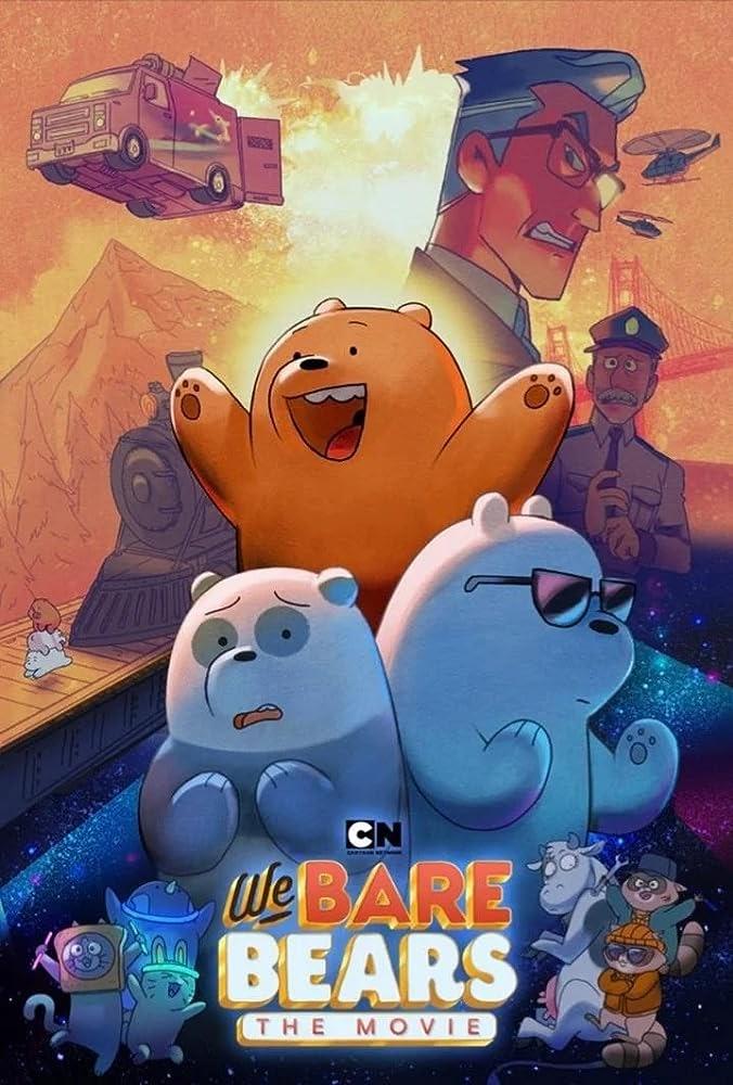 Ние мечоците Филмът - We Bare Bears The Movie