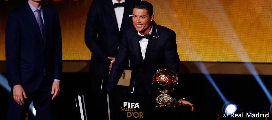 Gala Balón de Oro 2014