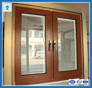 Modern House Aluminium Sliding Window In Wooden Color With Grill Design For Sale Aluminum Door Window Manufacturer From China 105076218