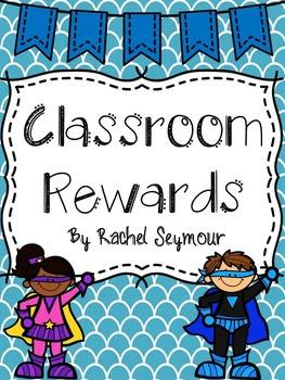 Free Classroom Behavior Rewards