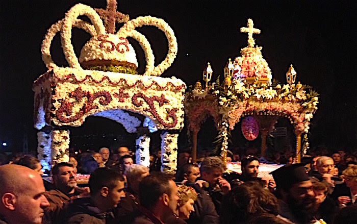 Good Friday: Greek Orthodox Traditions of the Epitaph